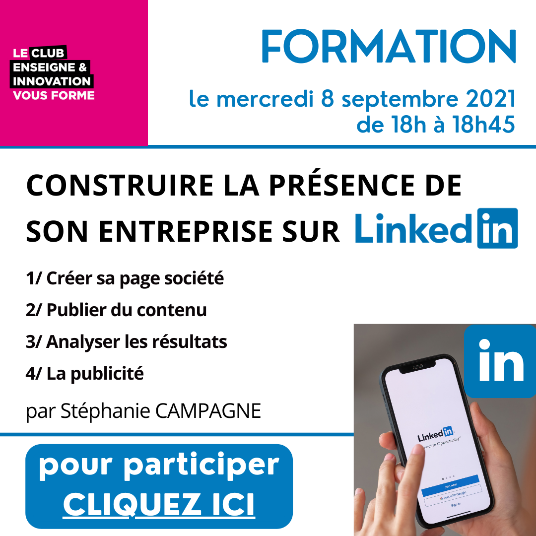 Read more about the article Formation LinkedIn