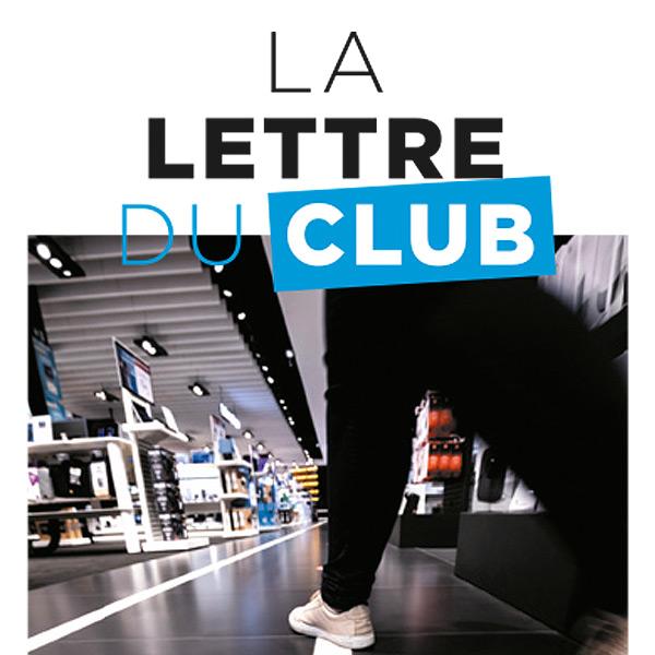 La lettre du Club de NOVEMBRE 2019