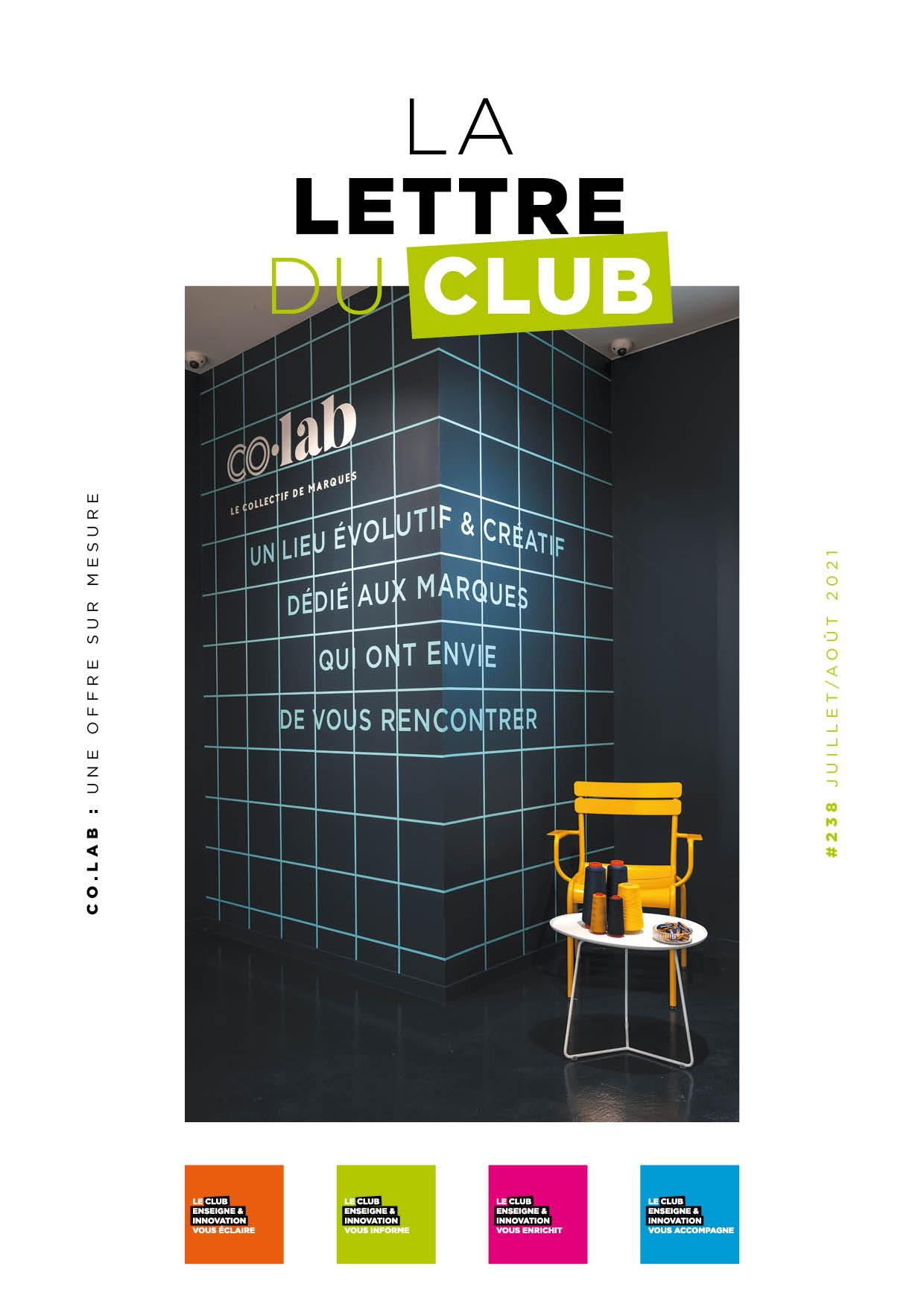 You are currently viewing Lettre du Club de juillet-août 2021